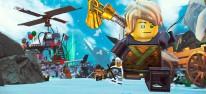 The Lego Ninjago Movie Videogame: Der Kampf gegen Lord Garmadon und seine Hai-Armee hat begonnen
