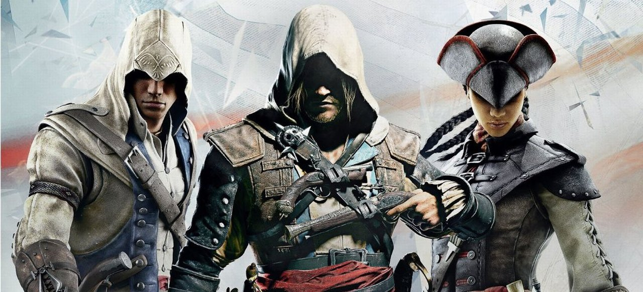 Assassin's Creed: Geburt einer neuen Welt - die amerikanische Saga (Action) von Ubisoft