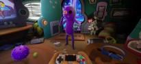 Trover saves the Universe: Erste Spielszenen im Trailer