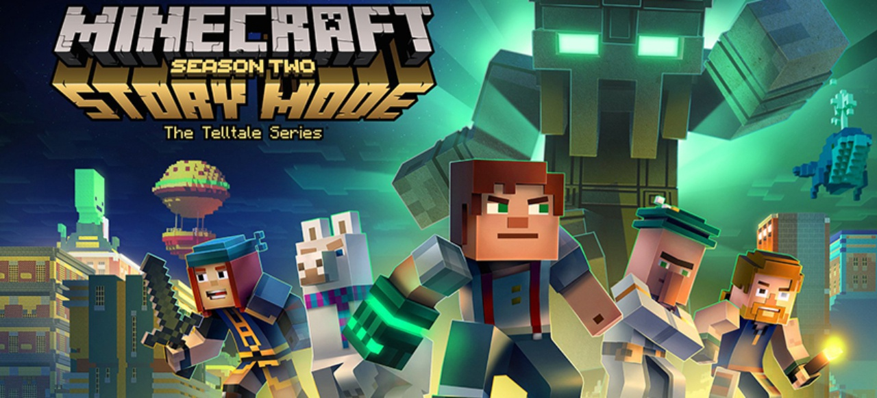 Minecraft Story Mode Season PC Test News Video - Minecraft story mode spieletipps