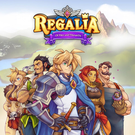 Alle Infos zu Regalia: Of Men and Monarchs (PC)