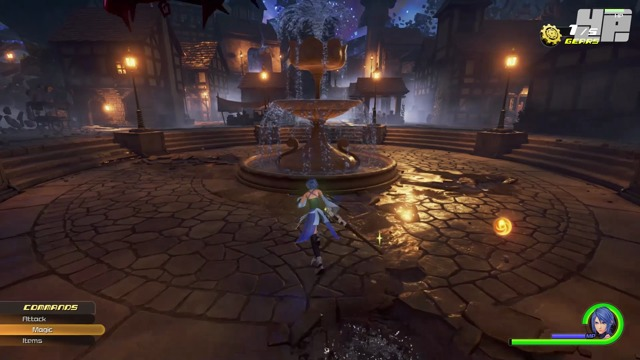 Kingdom Hearts 0.2: Die ersten zehn Minuten