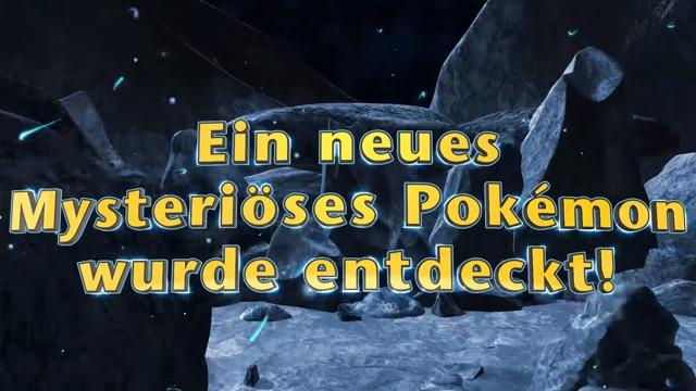 Mysteriöses Pokémon: Zeraora