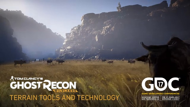 Terrain Tools and Technology