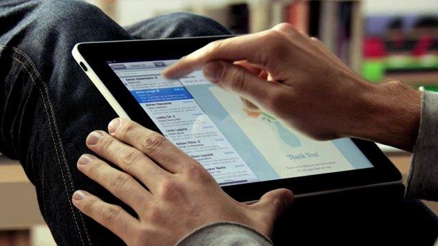 iPad-Vorstellung