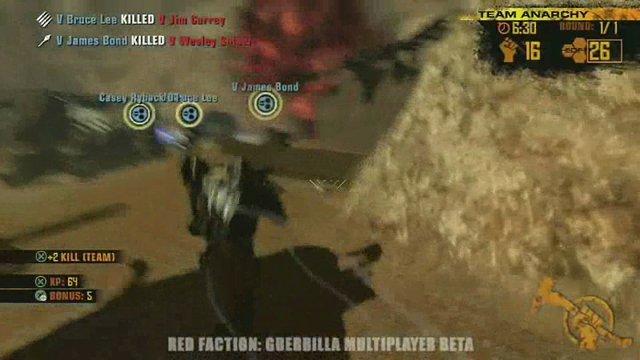 Multiplayer Beta-Spielszenen 1