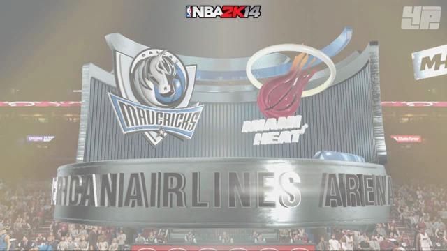 NBA-2K14- / NBA-Live-14-Vergleich