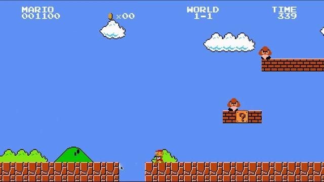 Mario Portals-Trailer