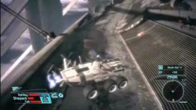 Rover im Kampf